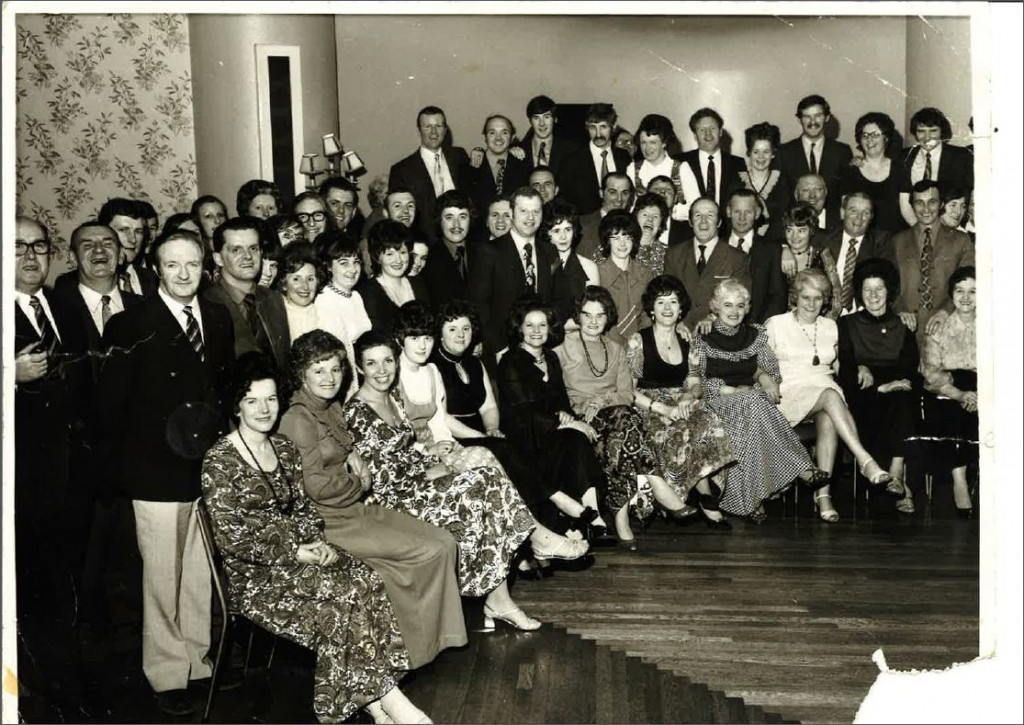 Annual Dinner Dance 1973